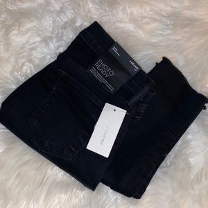 J Brand Jeans - J Brand Photo Ready Cropped Mid Rise Skinny Jeans